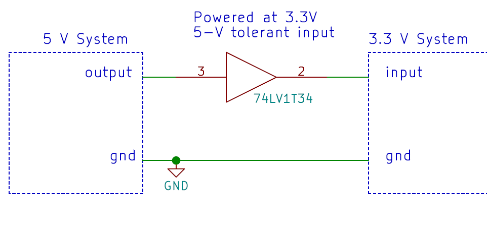 Overload Relay Of 5 Volt Output
